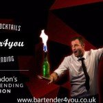 hire a drinks maker London